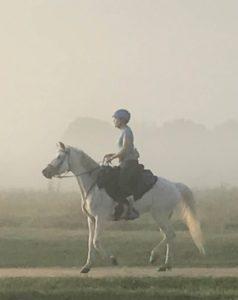 Audrey's Shanghai Trails Ride, Sunday 30-mile Ride